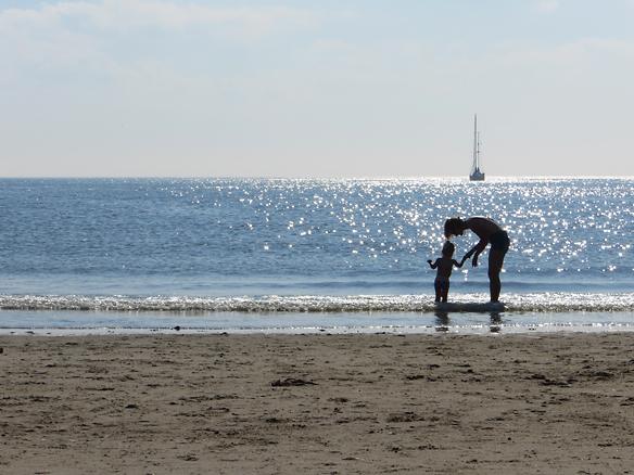 Strand Borkum